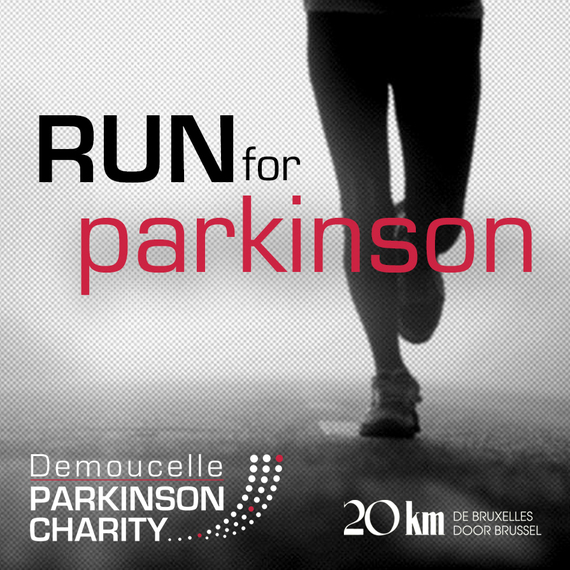 Run for Parkinson - Help me!
