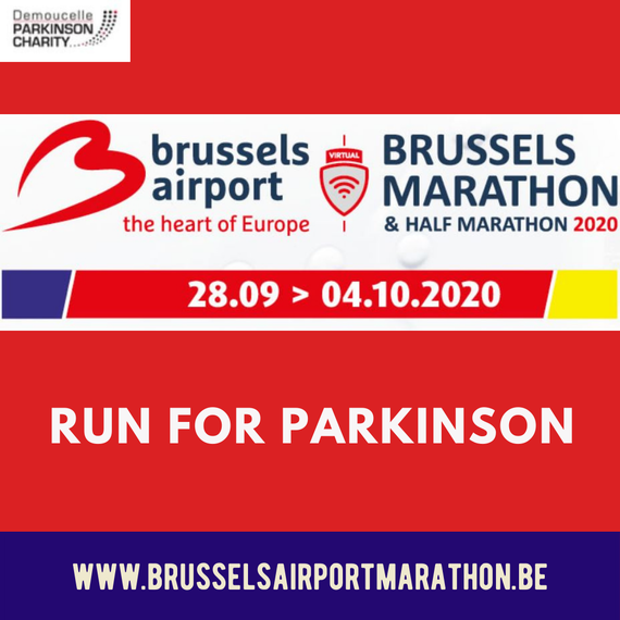 Brussels Airport virtual Marathon