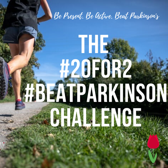 #20for2 #beatparkinson challenge