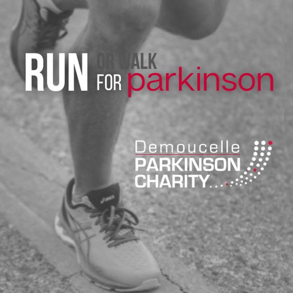 'Run for Parkinson' 2021